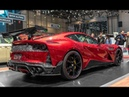 10 Amazing New Supercars For 2019. New Luxurious and Fastest Supercars