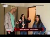 Nota - Thalia Challenge con las gemelas