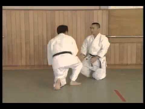 Suwari Waza Yokomen Uchi Sankajo Osae 2