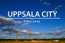 Uppsala city | Timelapse 1080p HD