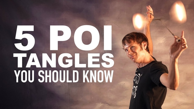 5 Tangle Poi Tricks YOU Should Know!