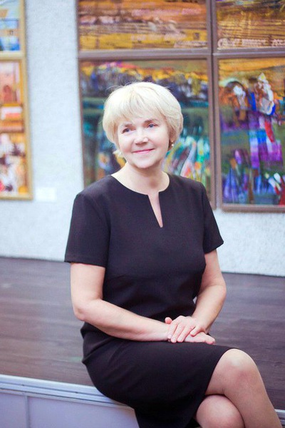 Галина Заостровцева