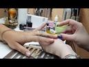 Постановка Форм На Миндаль. Работа Ученицы. Обучение моделированию ногтей. Бесплатный урок.
