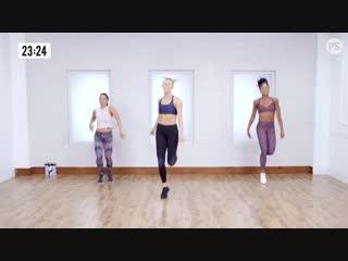 30 Минут Feel Good Dance Cardio Workout To Burn Calories