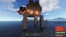 Плагин Deepwater Rig Event Настройка серверов