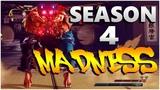 SFV AE - Season 4 Madness Dirt Compilation - SF5