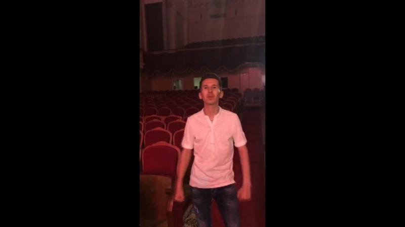 24 мая в Концерт Холл 55 состоится выступление известного артиста Рифата Зарипова.