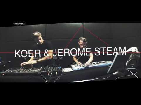 Koer Jerome Steam - Sky Lab Live