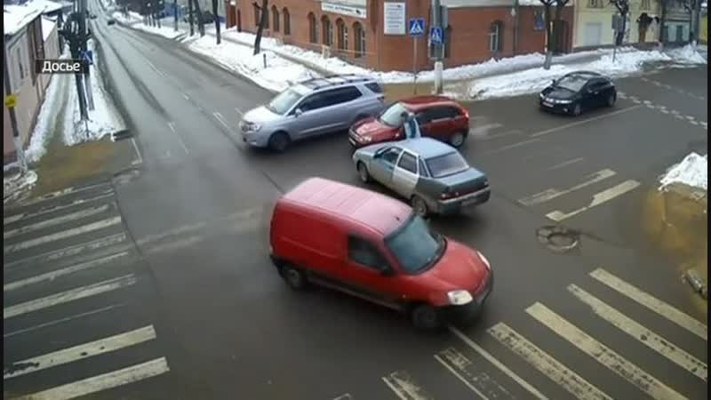 В Омской области судят банду, устраивавшую липовые аварии