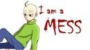 I am a mess | MEME | Baldi's Basics