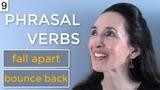 Jennifer's NEW Phrasal Verb Challenge