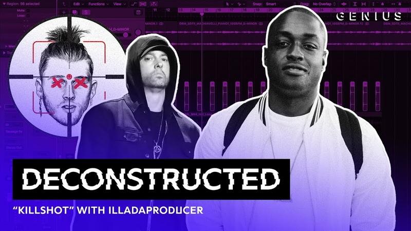 The Making Of Eminem's KILLSHOT With IllaDaProducer   Deconstructed