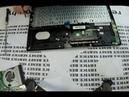 Замена клавиатуры в ноутбуке ASUS TP500LN CJ034H разборка сборка
