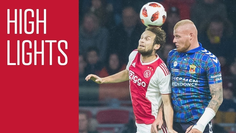 Highlights Ajax - Go Ahead Eagles