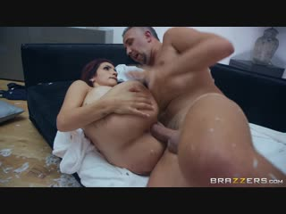 Brazzers.com] amina danger - say hello to her little friend [2018-11-23, redhead, big tits, tattoos, masturbation, toys, straigh