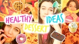Healthy Dessert Ideas Movie Theater Candy and more