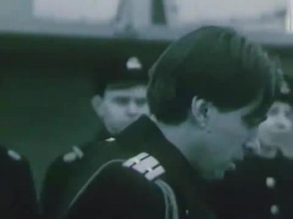 Капитан Курехин и матросы