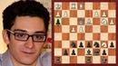 World Chess Title Contender Caruana uses thorn pawn attack! Denis Kadric vs Fabiano Caruana