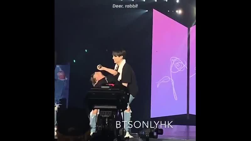 Jk is that soft for jin | Jinkookville