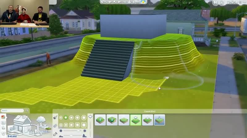 The Sims 4 TERRAIN TOOLS IN ACTION! (Sneak Peek)