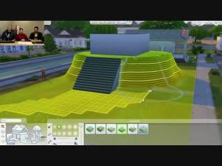 The Sims 4 TERRAIN TOOLS IN ACTION! (Sneak Peek)