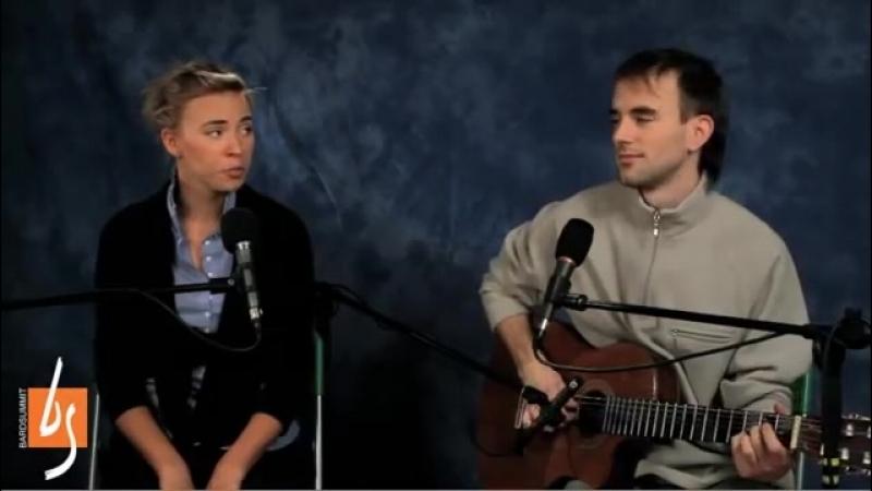 Варвара и Юрий Лобиков (Визбор) Хала-бала