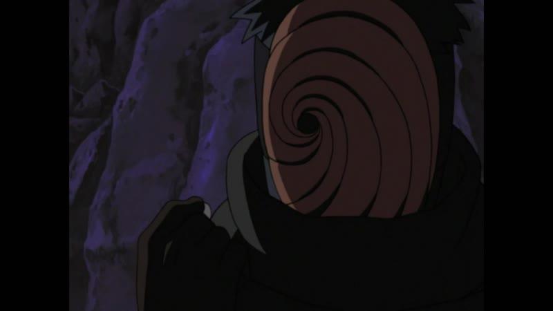 Naruto - Вступление Tobi в Akatsuki