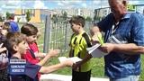 Футболисты ДДТ в Кисловодске