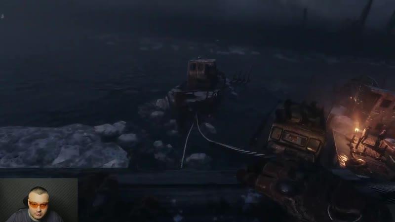 Мортид Ракутагин СТЕЛС ☛ Прохождение Metro Exodus ☛ Серия 5