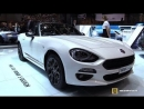 2018 Fiat 124 Spider S Design - Exterior and Interior Walkaround - 2018 Geneva Motor Show