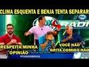 TRETA CLIMA ESQUENTA ENTRE SORMANI E FACINCANI E QUASE BRIGAM AO VIVO NO FOX SPORTS RÁDIO 21 09