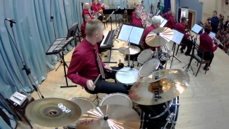 Тизер - РОК ХИТЫ ON THE DRUMS.