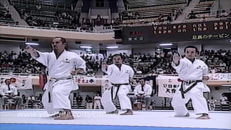 JKA 2000 Team Japan UNSU