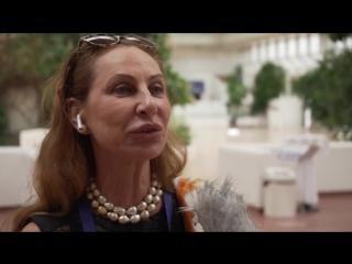 Ирина Никитина, президент Фонда Музыкальный Олимп