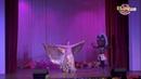 Группа Рубин СВТ ЭльДанс Новосибирск .Танец жен джинов .Ростовая кукла Мулатка Джина