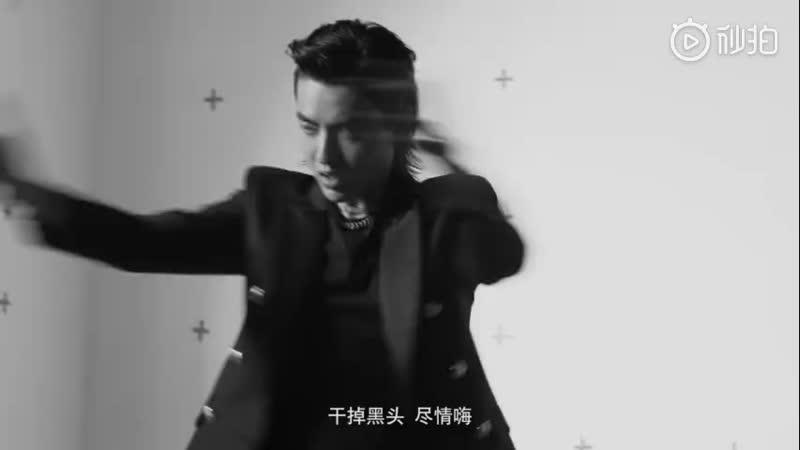 190123 @ L`Oréal Men Expert Weibo Update