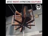 Гипнотические скульптуры (VIDEO ВАРЕНЬЕ)