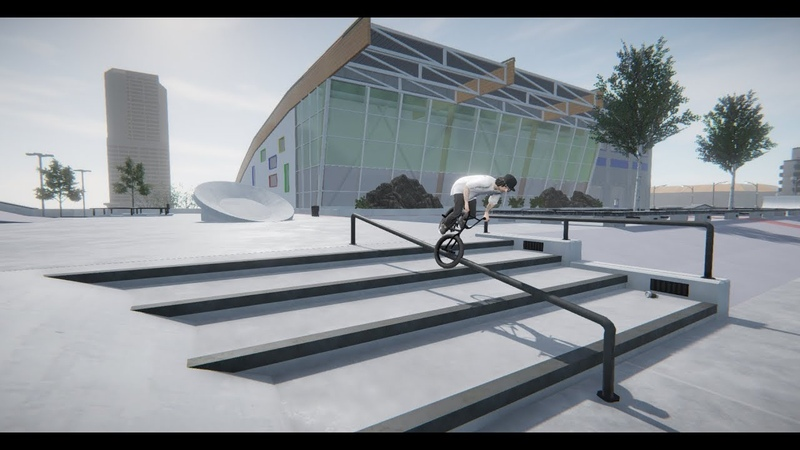 BMX STREETS PIPE - New update and Map