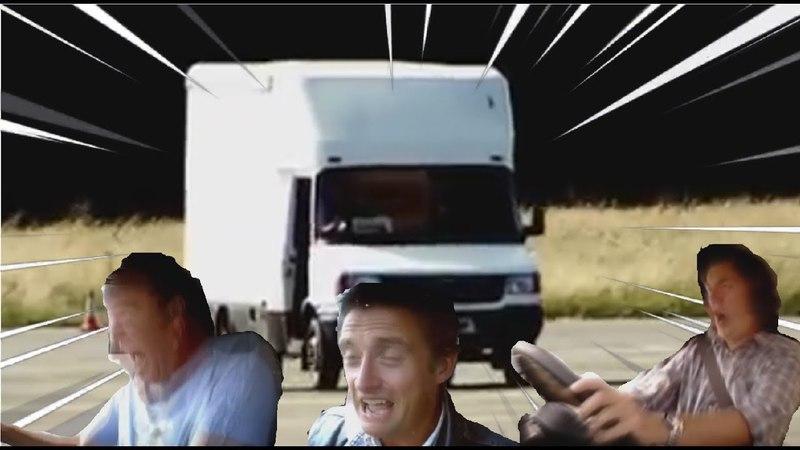 YTP - Top Gear Eurobeat Van Special