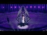 Скандал на Евровидении 2018! Мужчина испортил выступление на Евровидении Eurovision fail
