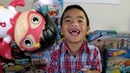 Ryans Toy World Giant Mystery Egg Unboxing by 3mazings