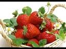 летняя ПАНАМКА КЛУБНИЧКА крючком Baby beanie strawberries