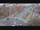 Автобус сбил пешехода в Хабаровске