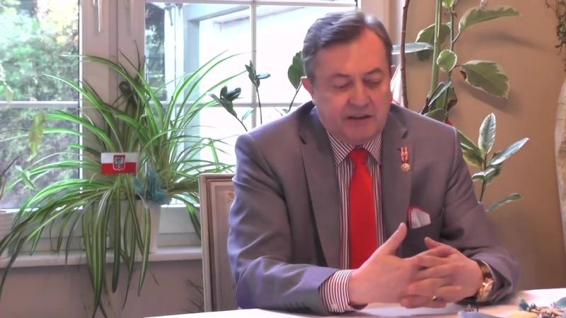 Polskie rządy po roku 1945 są dobrze zorganizowanymi grupami przestępczymi - Jan hrabia Potocki