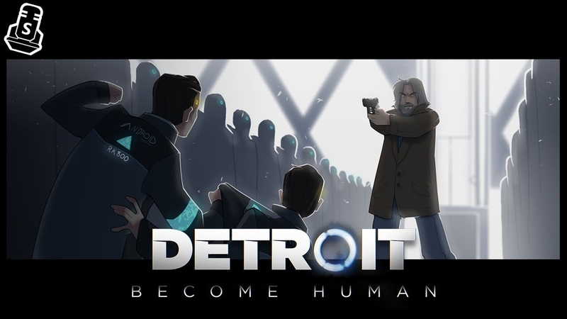 Maybe You are Alive   Detroit Become Human