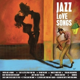 Various Artists альбом Jazz Love Songs