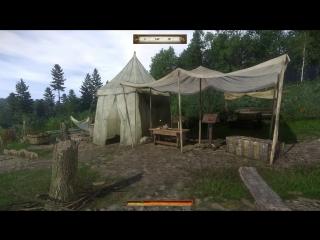 Первый взгляд на строительство деревни в дополнении From The Ashes для Kingdom Come: Deliverance.