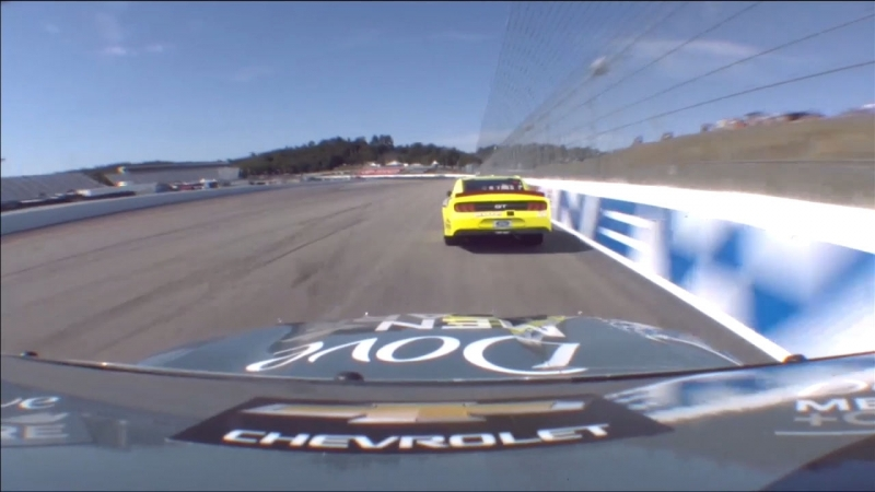 7 - Justin Allgaier - Onboard - New Hampshire - Round 18 - 2018 NASCAR XFINITY Series