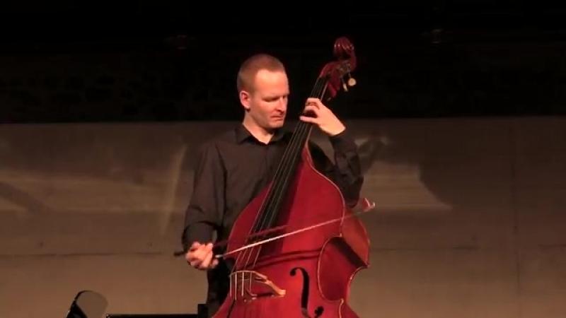 1012 J. S. Bach - Cello Suite No.6 in D major, BWV 1012 - Szymon Marciniak, double bass