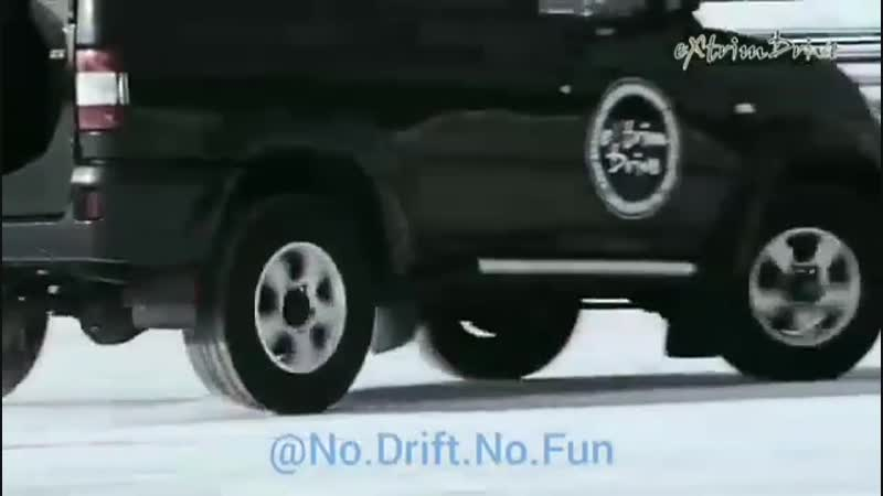 Экстремальное вождение зимой на УАЗ Патриот